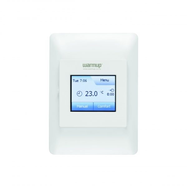 TSP - WT02WIFI - Wi Fi Colour Touch Thermostat
