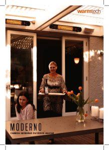 Moderno Outdoor Heater Brochure