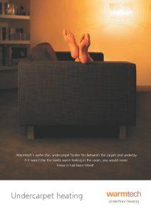 Undercarpet Brochure
