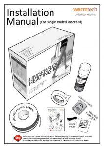 Inscreed Installation Manual